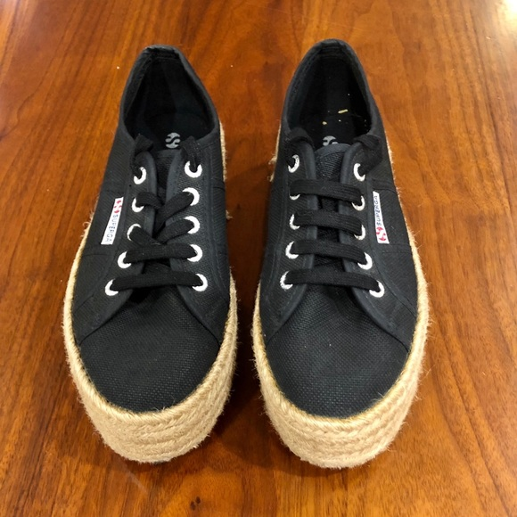 Superga Shoes | Cotropew Platform